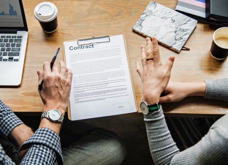 why it's so important to use contracts in business